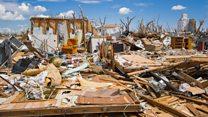 ما معنى  natural disaster?