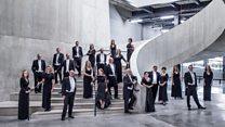 BBC Singers 2017-18 Season: BBC Singers at Temple Church Winter Festival