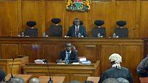 Why Supreme Court no fit decide Kenya election