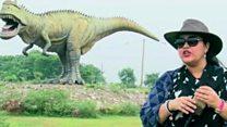 भारतातील ज्युरासिक पार्क