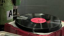 The world's largest producer of vinyl records