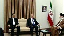 نخست وزیر عراق در تهران: کردها باید نتیجه همه پرسی را لغو کنند