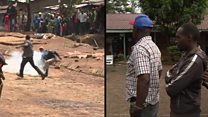 Kenya: Two very different voter experiences