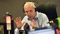 Would John Humphrys ever become a politician?