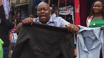 'I no dey shame to buy Okrika'