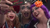 Asia's largest gay pride parade