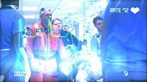 Watch: Inside the Royal London Hospital