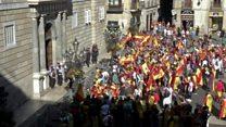 ကာတာလန် ခေါင်းဆောင်ပိုင်းကို အရေးယူဖို့ စပိန်ရှေ့နေချုပ်ပြော