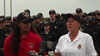 Rescued sailors hail navy 'lifesavers'