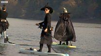 Почему ведьмы устроили шабаш на реке?