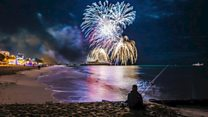 UK's oldest firework display company linked to Guy Fawkes