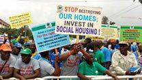 World Cities Day: Lagos people dey vex