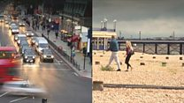 Which has cleaner air: Eastbourne or London?