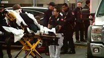 Теракт у Нью-Йорку: 8 загиблих, 11 поранених
