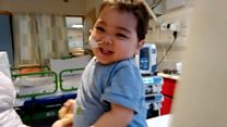 Three year old boy is one of first in gene replacement trial