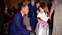 Принц Уильям преподнесет урок сыну после встречи со Сьюзи