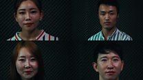 'Imaginava americanos com pelos grossos do peito dando volta no corpo': jovens exilados falam da vida na Coreia do Norte