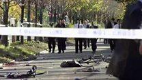 ลำดับเหตุการณ์ก่อการร้าย นิวยอร์ก