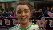 GoT star: I'm not Maisie Williams