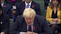 Johnson's 'nyet' to Russian influence in UK elections