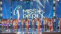 Las extraordinarias cifras del concurso de belleza de Miss Perú