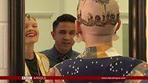 Le tatouage au henné, une véritable oeuvre d'art