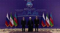پوتین در ایران: برجام ارتباطی با مسائل دفاعی و موشکی ایران ندارد