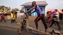 10$ в день: как зарабатывают водители чукуду