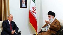 سفر پوتین به ایران: اهداف سیاسی روسیه و پیام رهبران ایران