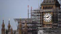 The problem plaguing the Palace of Westminster