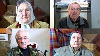 Хоспис для пенсионеров Донбасса