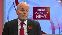 گفتوگوی اختصاصی بی بی سی فارسی با سفیر بریتانیا در افغانستان