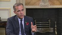 Governor Mark Carney: rates may rise again