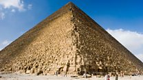 What is the new void in Khufu Pyramid?