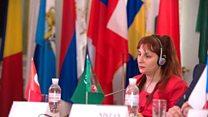 Dilek Ertürk: Türkiye'nin görme engelli ilk ve tek kadın diplomatı