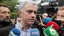 Mourinho: 'I paid, it's over'