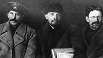 La révolution russe et moi