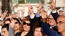 Emotional funeral to killed Malta blogger