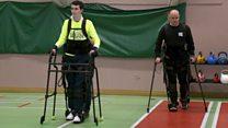 ورزشکاری که با کمک فناوری از محدودیتها عبور کرد