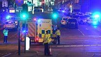 'People I saw earlier were now dead'