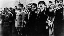 انقلاب اکتبر و ایران: توافق روسیه با آلمان برای خروج از ایران