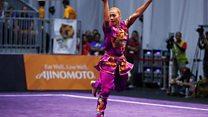Unreported World - Women in Sports WuShu