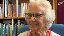 First-time reader at 88 reaches goal