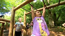 Camp for children with special needs