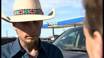「自分は英雄じゃない」 テキサス乱射犯を追跡した男性