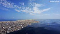Как появился остров из мусора в Карибском море?