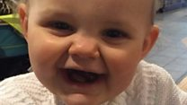 The 999 call made by dad who killed baby