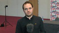 'Dyfodol disglair' i dîm pêl-droed Cymru