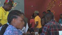 Tanzaniya: Yalnız karları işə götürən kafe