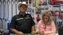 Oil ghost town couple: 'The boom is coming'